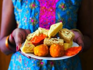 Ways Cut Down Calories During Diwali