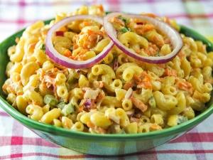 Macaroni Chaat