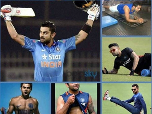 Fitness Secrets Virat Kohli