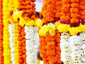 Why Do Indians Use Flowers On Auspicious Occasions