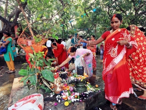 Why People Worship Trees India