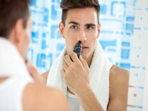 Ways Men Trim Nose Hair