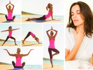 Yoga Asanas Thyroid Problems