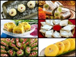 Easy Diwali Burfi Recipes Hindi
