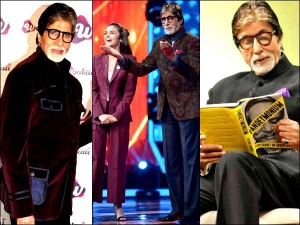 Amitabh Bachchan His Adorning Love Velvet Coats