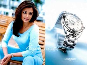 Photoshoot Aishwarya Rai S Hot Black Blue Looks Longines