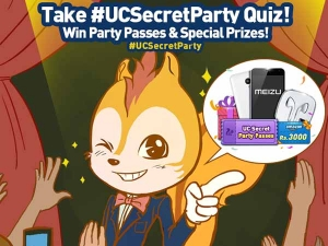 Uc Browser New Year Party The Most Awaited Party Of The Year