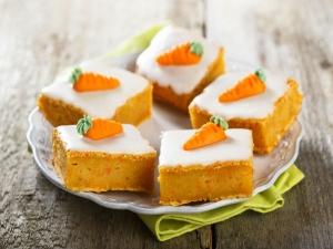 Eggless Carrot Cake Recipe Christmas