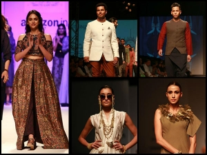 Amazon India Fashion Week 2016 Third Day Designer Collection