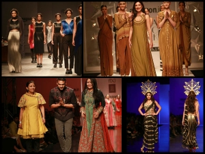 Amazon India Fashion Week 2016 Second Day Designer Collection