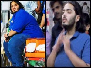 Anant Ambani Sheds 70 Kg Image Goes Viral