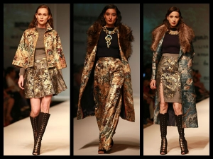 Amazon India Fashion Week 2016 First Day Designer Collection