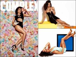 Priyanka Chopra On The Cover Complex Magazine