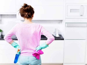 Things You Should Keep Clean Your Kitchen 24