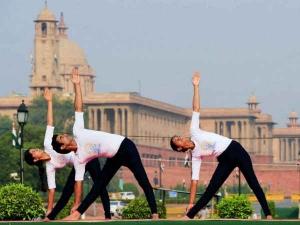 International Yoga Day Yoga Facts Benefits