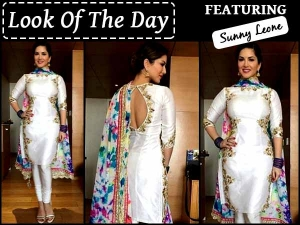 Sunny Leone Is Set Kill You With Her Desi Avatar