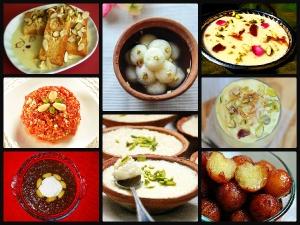 Sweets Desserts Recipes Ramadan