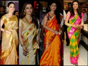 6 South Indian Bridal Saree Styles You Try At Your Wedding