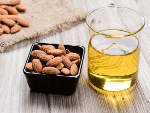 Organic Almond Oil Nail Strengthening Serum