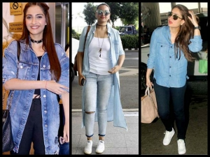 7 Ways You Can Style Your Denim Jacket Like Bollywood Diva