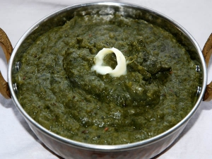 Kashmiri Saag Recipe