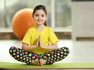 Yoga Asanas Increase Appetite Kids
