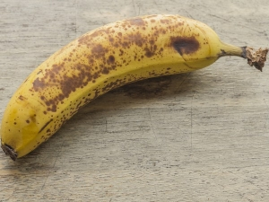 The Health Benefits Eating Black Spotted Bananas