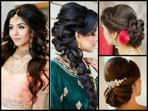 Hairstyles Try This Navratri