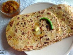 How Make Masala Paratha Recipe