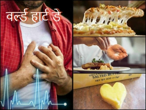 World Heart Day Avoid These Foods Prevent Heart Diseases