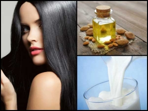 Apply Almond Oil Milk On Your Hair Watch What Happens