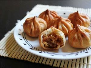 Coconut Sugar Modak Recipe Ganesh Chaturthi