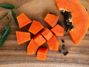 Diy Papaya Hair Masks Long Strong Hair