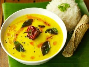 Punjabi Kadhi Recipe Karwa Chauth
