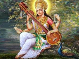 Steps Do Saraswati Puja At Home