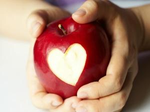 An Apple Day Keeps High Blood Pressure Heart Diseases Away