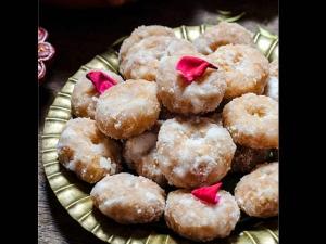 Badusha Recipe Diwali