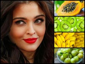 Fruits Eat Winter Healthy Skin