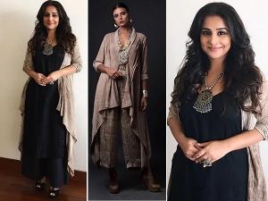 Vidya Balan Slays Her Desi Western Appearance