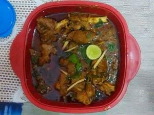 Mughlai Kadhai Gosht Recipe