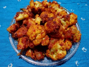 Culiflower Potato Curry