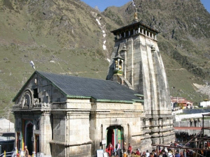 Kedarnath Temple One The Twelve Jyotirlingas Lord Shiva