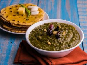 Hyderabadi Cuisine Palak Ka Salan