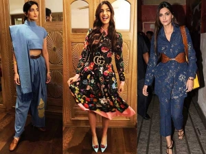 Sonam Kapoor Lookbooks Take A Quick Look