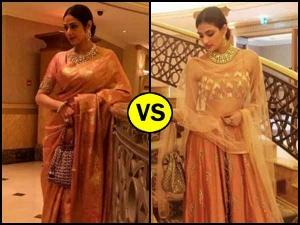 Sridevi Athia Shetty Pick Your Favourite Beige Look