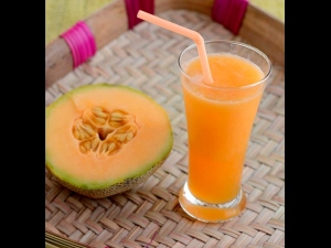 Musk Melon Mint Juice Youthful Glowing Skin
