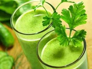 Secret Health Benefits Of Coriander Juice