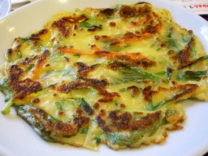 Healthy Tasty Recipe Gout Spicy Egg Pancake
