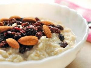Recipe Apricot Almond Porridge