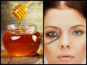 How Use Honey Dark Circles Under Eyes